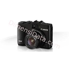 Jual Kamera CANON PowerShot G16