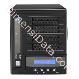 Jual Server THECUS N4560