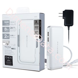 Jual Powerbank PROBOX HE3-10KU2-AL-EU-10400mAh