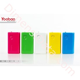 Jual Powerbank Yoobao   2600mah with LED Torch