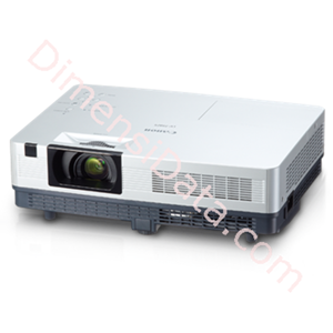 Picture of Projector CANON LV-7392S