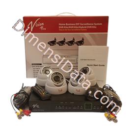 Jual CCTV D.I.Y  Vision Pro  Paket AN40