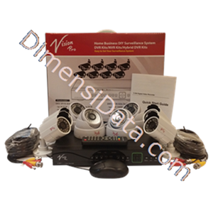 Picture of CCTV D.I.Y Vision Pro Paket 123 AN44