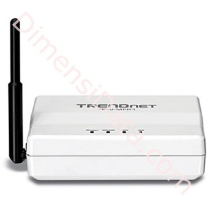 Picture of Print Server Wireless TRENDNET [TEW-MFP1]