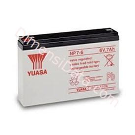 Jual Batery Ups YUASA NP 7-6