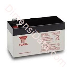 Jual Batery Ups YUASA NP 7-12