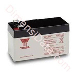 Picture of Batery Ups YUASA NP 7-12