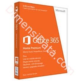 Jual MICROSOFT Office 365 Home Premium