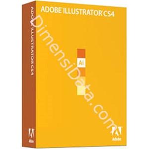 Picture of ADOBE ILLUSTRATOR CS4 for MAC