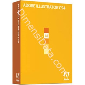 Jual ADOBE ILLUSTRATOR CS4 for MAC
