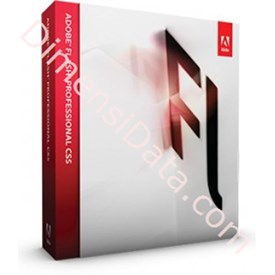 Jual ADOBE FLASH PRO CS5 FOR WINDOWS