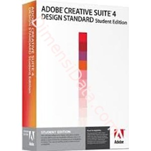 Picture of ADOBE DESIGN STD CS4 FOR WINDOWS