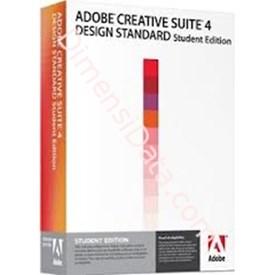 Jual ADOBE DESIGN STD CS4 FOR WINDOWS