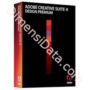 Picture of ADOBE DESIGN PREMIUM CS4 FOR WINDOWS