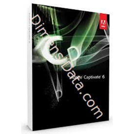 Jual ADOBE Captivate V6