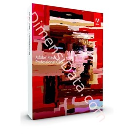 Jual ADOBE CS6 FlashPro V12