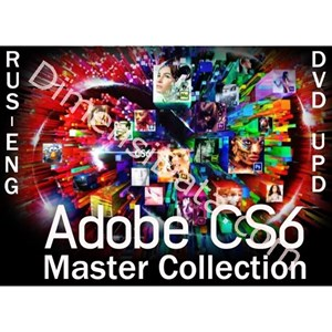 Picture of ADOBE CS6 Master Collection V6