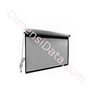 Picture of Screen Projector BRITE Motorized 70  Inch [MR-1818]