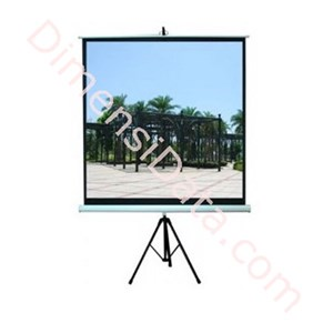 Picture of Screen Projector BRITE Tripod 96  Inch [TRI-2424]