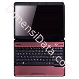 Jual Notebook Fujitsu LH532V Core i3