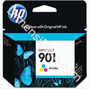 Picture of HP Tri-Color Ink Cartridge 901 [CC656AA]