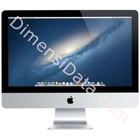 Jual Desktop All-In-One APPLE iMac (ME087)