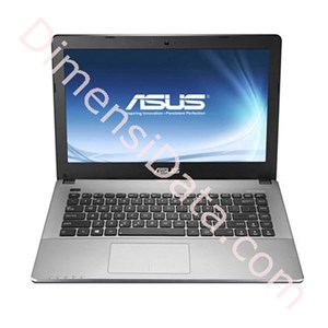 Picture of Notebook ASUS X450JN-WX002D