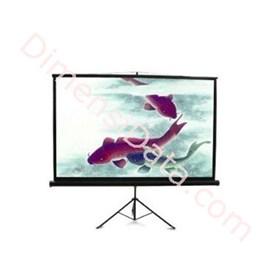 Jual Screen Projector Tripod APOLLO 96