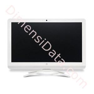 Picture of Desktop All in One HP 20-C030L (W2U19AA) Windows 10 Pro
