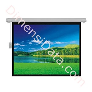 Picture of Screen Projector BRITE Motorized 120  Inch [MR-3030]