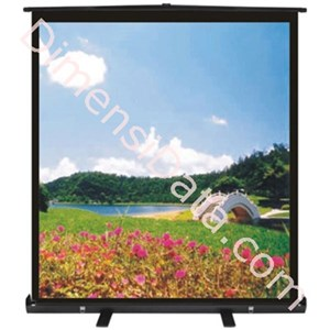 Picture of Screen Projector Brite Floor Table 80  Inch [HAN-80F]
