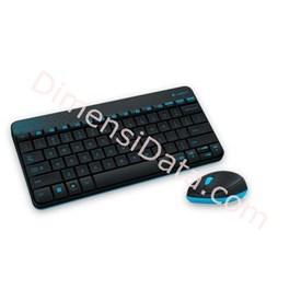 Jual Wireless Combo Keyboard LOGITECH MK240