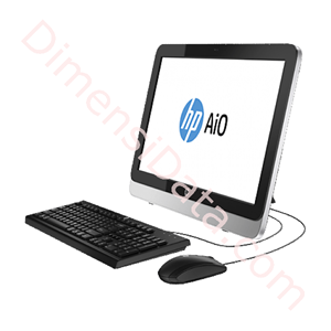 Picture of All-in-One HP Pavilion Touchsmart 22-2000d