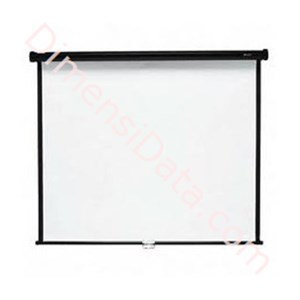 Picture of Screen Projector ALPHA Manual 120  Inch