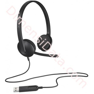 Picture of Headset LOGITECH USB H340 [981-000477]