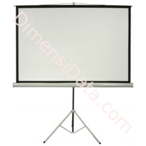 Picture of Screen Projector ALPHA Tripod 70  Inch