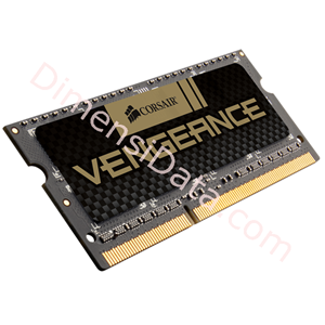 Picture of Memory Notebook CORSAIR 4GB DDR3 PC-12800 [Vengeance CMSX4GX3M1A1600C9]