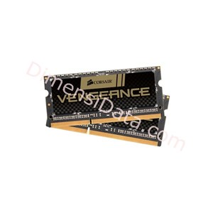 Picture of Memory Notebook CORSAIR DDR3 Sodimm Vengeance Series CMSX8GX3M2A1600C9 (2 X 4GB)