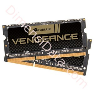 Picture of Memory Notebook CORSAIR 2x 8GB DDR3 PC-12800 [Vengeance CMSX16GX3M2A1600C10]