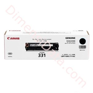 Picture of Cartridge CANON Black Toner [EP-331]