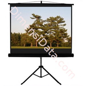 Picture of Screen Projector Tripod SCREENVIEW 96  Inch [TSSV2424L]