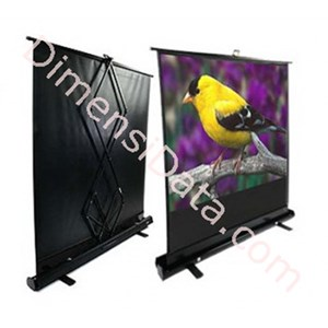 Picture of Screen Projector Portable SCREENVIEW 60  Inch Diagonal [PSSV60  InchL]