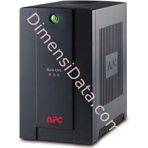 Picture of UPS APC BX800LI-MS