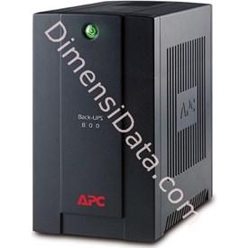 Jual UPS APC BX800LI-MS