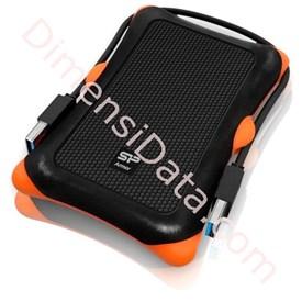 Jual Harddisk Eksternal Portable Silicon Power A30 PHD 2TB - Black