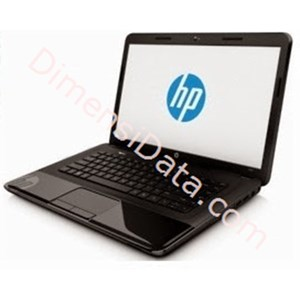 Picture of Notebook HP 1000-1441TU Black