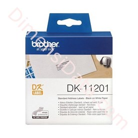 Jual Label Tape BROTHER DK-11201