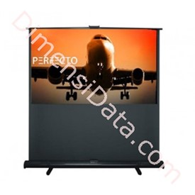 Jual Screen Projector PERFECTO Portable PSPF 80  InchL Diagonal