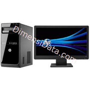 Picture of Desktop PC HP 120-021D *LCD 20  Inch