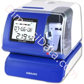 Jual Mesin absensi Amano PIX-200